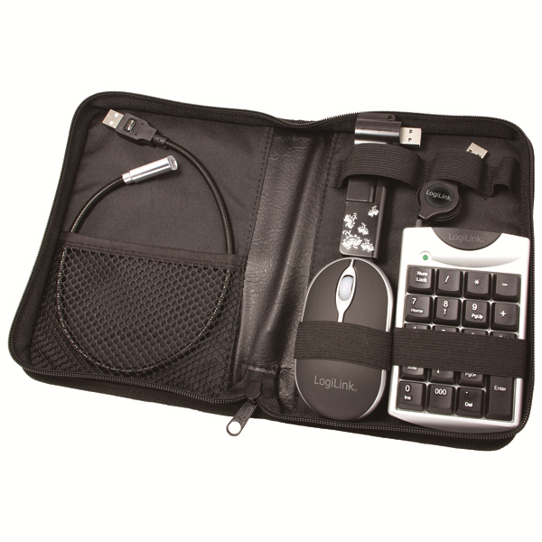 USB Notebook Seyahat Kiti