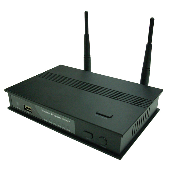 Wireless LAN 802.11n Full HD Projector Server
