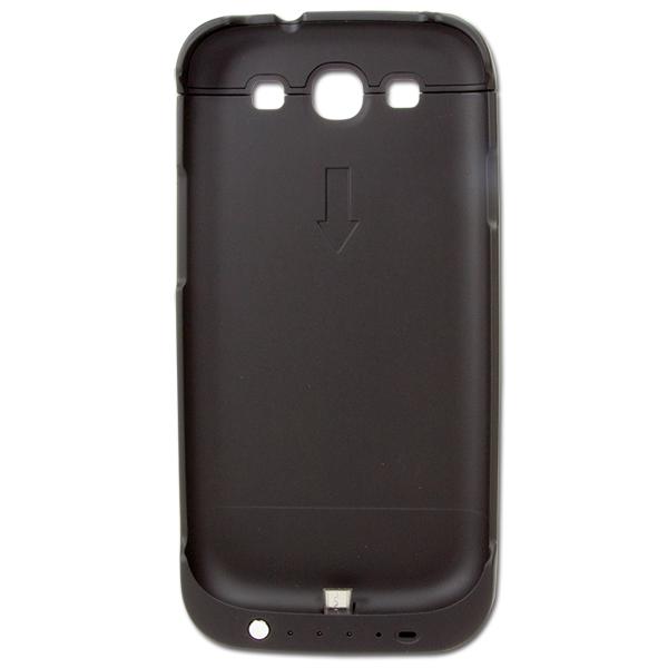 Samsung Galaxy S3 Şarjlı Telefon Kılıfı, 3200mAh