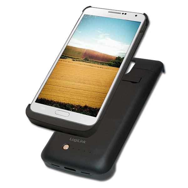 Samsung Galaxy Note 3 Şarjlı Telefon Kılıfı, 4200mAh
