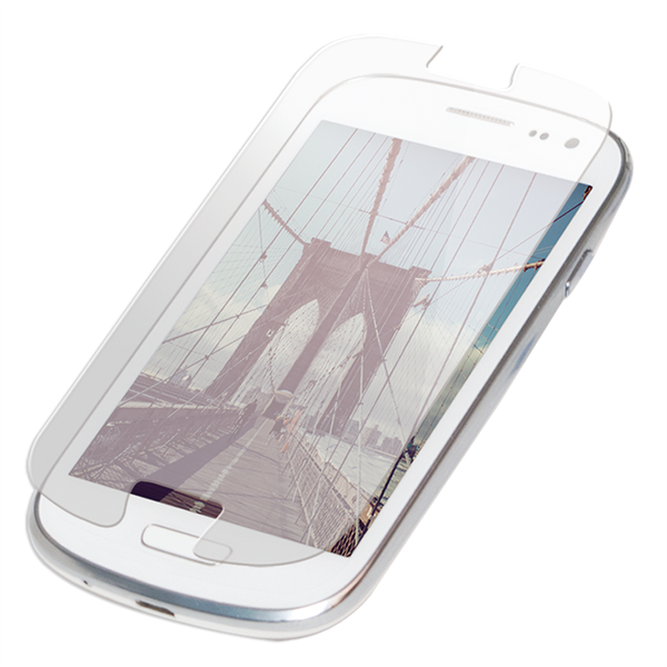 Samsung Galaxy S3 Temperli Cam Ekran Koruyucu