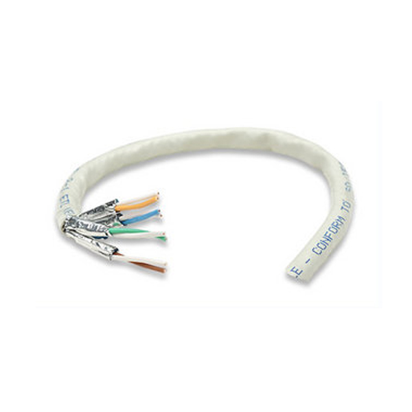 Cat6 SFTP Makaralı Kablo, Tekli, 23 AWG, 305m