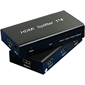 M-TECH 104 1x4 Port HDMI Splitter 3D Support