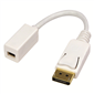 LogiLink CV0040 DisplayPort Erkek to Mini DisplayPort Dişi Adaptör