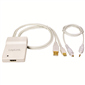 LogiLink CV0043 Mini DisplayPort + USB + Toslink Audio to HDMI Adaptör