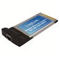 LogiLink PC0011 Gigabit Ethernet Cardbus PC Card (PCMCIA)