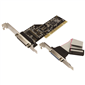 LogiLink PC0014 2 Port PCI Paralel Kart