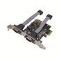 LogiLink PC0031 2 Port Seri PCI Express Kart