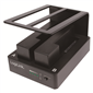 LogiLink QP0009 USB2.0 E-SATA to Dual SATA HDD Docking Station, Siyah