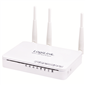 LogiLink WL0143 Wireless-N 450 Mbps Dual-Band Gigabit AP Router, 3T3R
