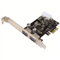 LogiLink PC0054A 2 Port USB3.0 PCI-Express Kart