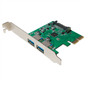 LogiLink PC0080 2 Port USB3.1 PCI Express Kart