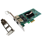 M-TECH MTBK0275 2 Port Gigabit LAN PCI Express Kart, Intel 82575