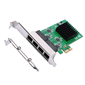 M-TECH MTBK0475 4 Port Gigabit LAN PCI Express Kart